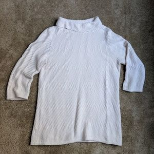 Loft Mock Turtleneck Sweater